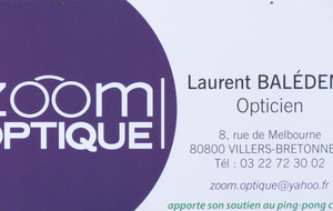 ZOOM OPTIQUE Laurent Baledent